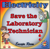 Current Electricity - Save the Technician Escape Room