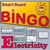 Current Electricity - Smart Board Bingo