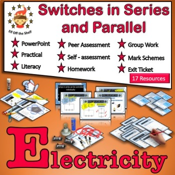 Current Electricity - Switches in Series and Parallel Circuits