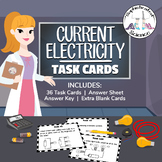 Current Electricity Task Cards