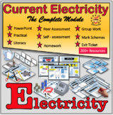 Current Electricity - Complete Module for Middle School Science