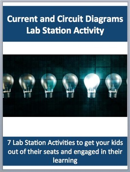 Current Electricity and Circuit Diagrams - 7 Engaging Lab Station Activities