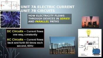 Circuits Powerpoint Worksheets & Teaching Resources | TpT