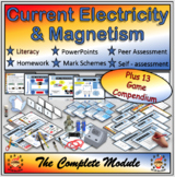 Current Electricity and Magnetism - Complete Middle school
