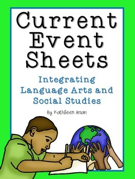 Current Event Sheets: Integrating Language Arts and Social Studies