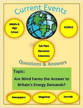 Current Events Science: Are Winds Farms the Answer to Britain's Energy Demands?