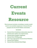 Current Event Complete Resource