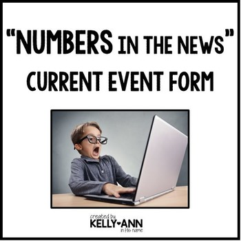 Current Event - Numbers in the News