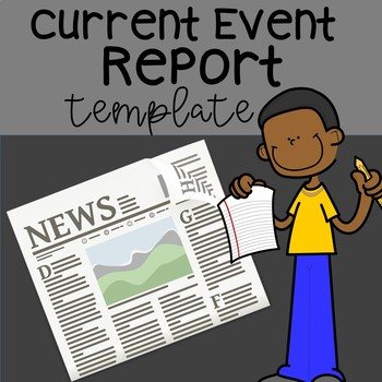 Current Event Report and Rubric