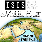 ISIS (ISIL or IS) Unit with PowerPoint, Notes, & Activities {EDITABLE}