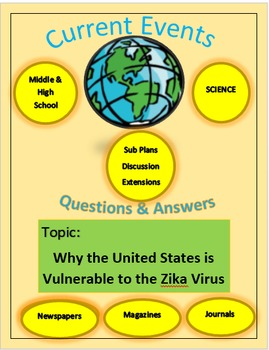 Current Events Science: Why the United States is Vulnerable to the Zika Virus