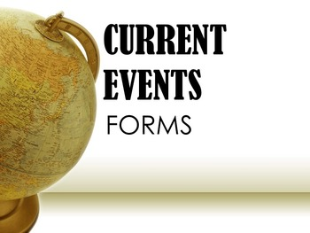 Current Events Forms