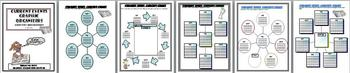 Current Events Graphic Organizers (5 in packet!)