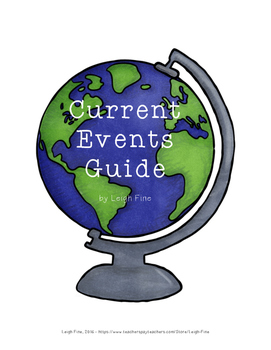 Current Events Guide & Example