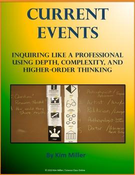 Current Events - Inquiring Like a Professional