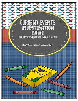 Current Events Investigations-Newsela