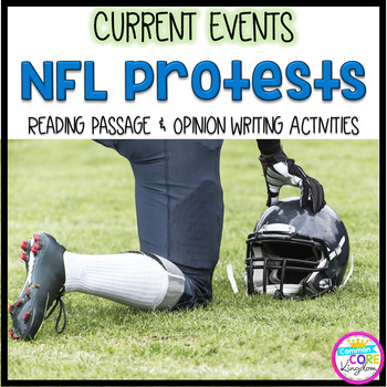 Current Events: NFL National Anthem Protests (4th, 5th, & 6th Grade)