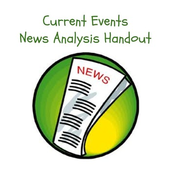 Current Events News Analysis