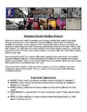 Current Events Social Studies Project