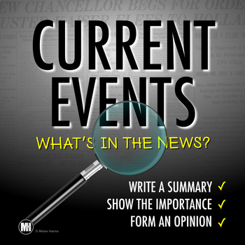 Current events news article summary analysis template by mister harms current events news article summary analysis template maxwellsz