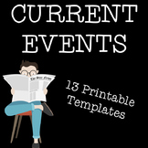 Current Events Templates
