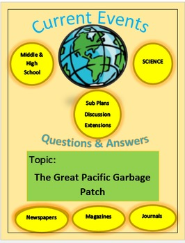 Current Events Science by Captain Planet: Great Pacific Garbage Patch