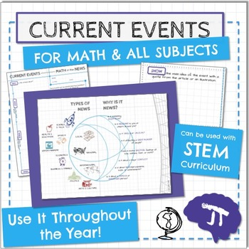 Current Events for Math and All Other Subjects!