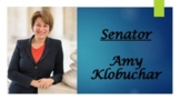 Women Currently Serving in the U.S. Senate (Biography PPT Bundle)