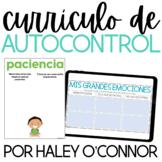 Currículo de Autocontrol {el aprendizaje socioemocional}