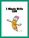 Curriculum Based Writing Prompt