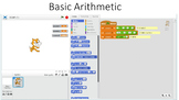 Curriculum Enrichment with Scratch (Quizzes, Interactive M