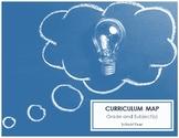 Curriculum Map Template for Secondary Teachers
