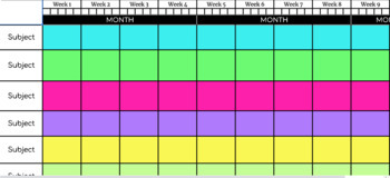 Curriculum Mapping Using Google Sheets