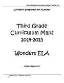 Curriculum Maps 3rd Grade ELA (2014-15)