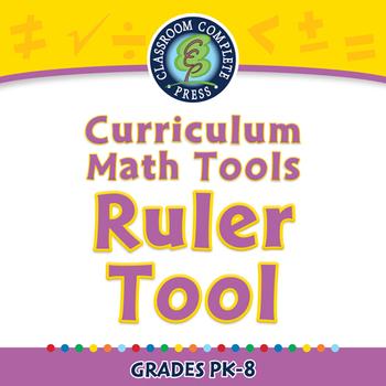 Curriculum Math Tools - Ruler Tool - PC Gr. PK-8