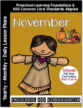Curriculum Notebook #3 -November