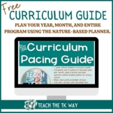Curriculum Pacing Guide- FREE