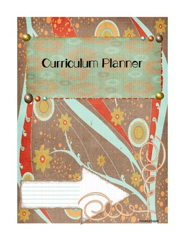 Curriculum Planner Cover