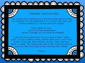 Curriculum Spiral Review