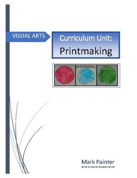 Printmaking Curriculum unit