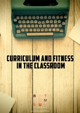 Curriculum games mixed with fitness