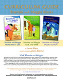 Curriculum guide for easy reader horse book series: Brambl