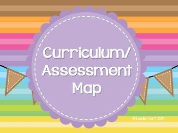 Curriculum or Assessment Map Semester 2
