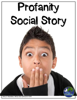 Social Story about Profanity
