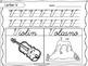 Cursive Alphabet Handwriting Practice Bundle