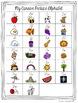 Cursive Alphabet Line - Rainbow Owl with Black & White Polka Dots