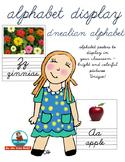 Alphabet Posters for Classroom | Cursive | Handwriting