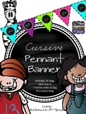 Cursive Banner for Your Classroom!