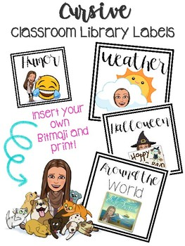 Bitmoji Labels Worksheets & Teaching Resources | TpT