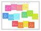 Cursive Colorful Classroom Alphabet Line - Choose Your Own Colors